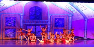 Summer Dance Classes Grade 4,5, Intermediate