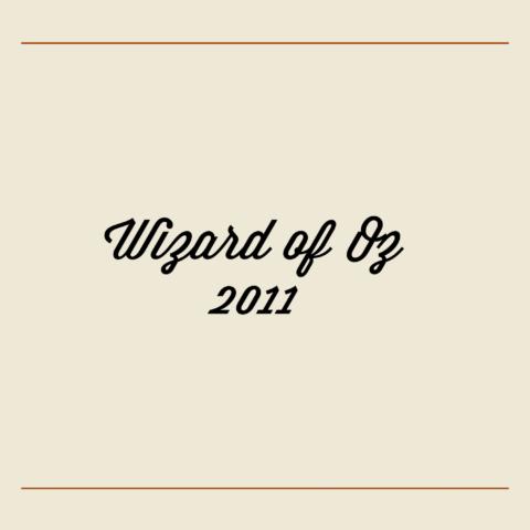 Wizard of Oz 2011