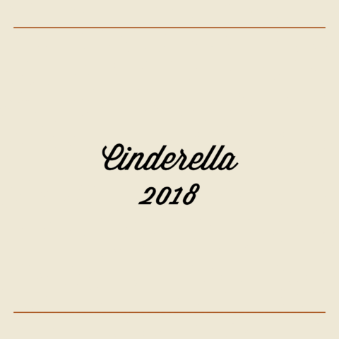 Cinderella 2018