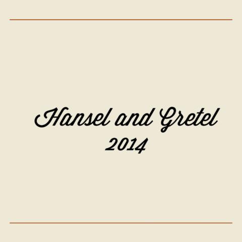 Hansel and Gretel 2014