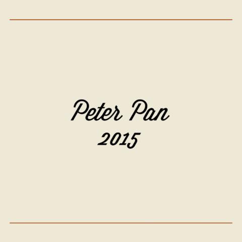 Peter Pan 2015